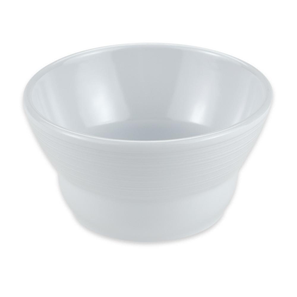 "GET B-10-MN-W 4.5"" Round Cereal Bowl w/ 8-oz Capacity, Melamine, White"