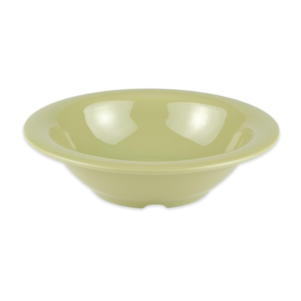 "GET B-127-AV 7.25"" Round Salad Soup Bowl w/ 12-oz Capacity, Melamine, Green"