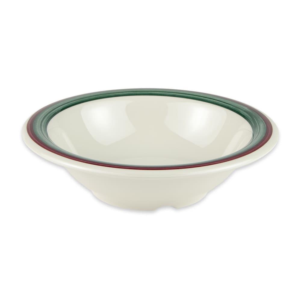 "GET B-127-PO 7.25"" Round Salad Soup Bowl w/ 12-oz Capacity, Melamine, Ivory"