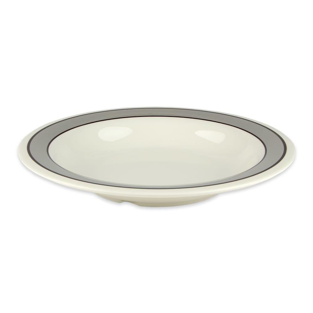 "GET B-139-CA 9.25"" Round Pasta Bowl w/ 13-oz Capacity, Melamine, White"