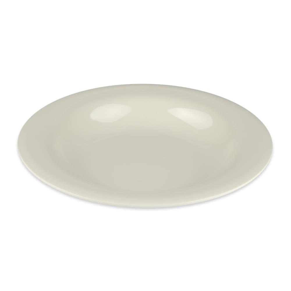 "GET B-139-DI 9.25"" Round Pasta Bowl w/ 13-oz Capacity, Melamine, Ivory"