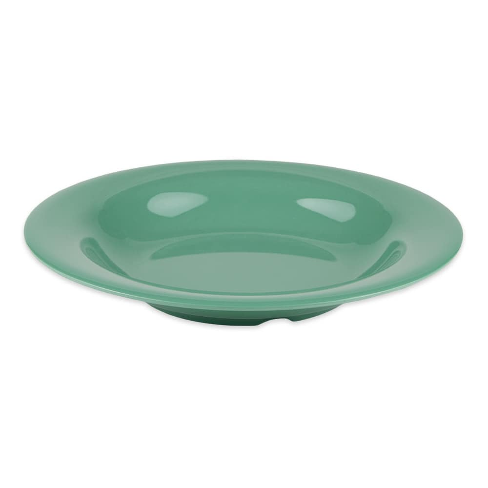"GET B-139-FG 9.25"" Round Pasta Bowl w/ 13-oz Capacity, Melamine, Green"