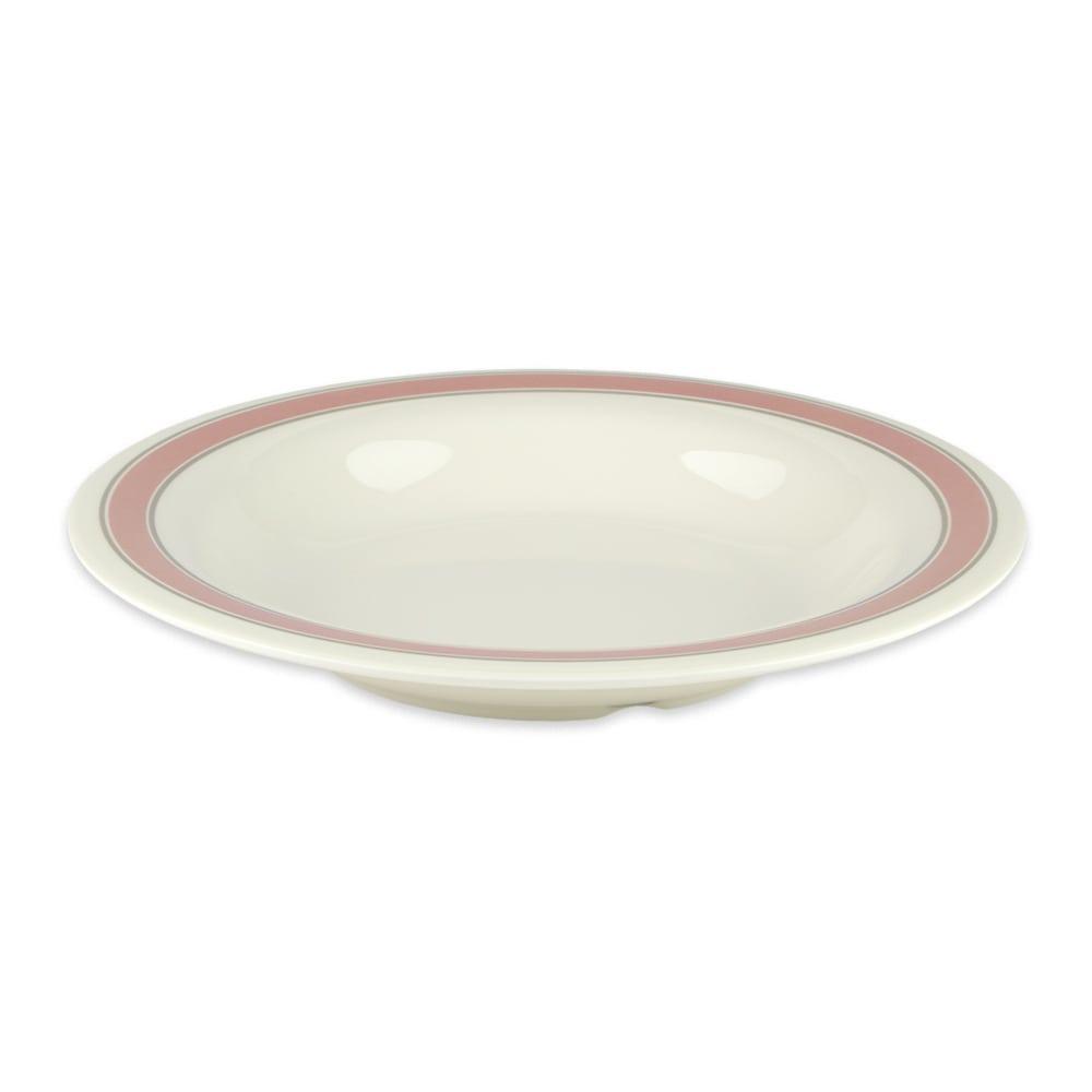 "GET B-139-OX 9.25"" Round Pasta Bowl w/ 13-oz Capacity, Melamine, White"