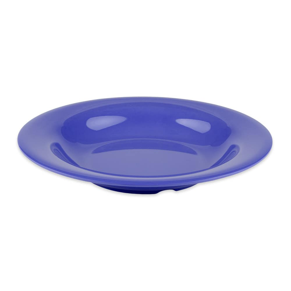 "GET B-139-PB 9.25"" Round Pasta Bowl w/ 13 oz Capacity, Melamine, Blue"