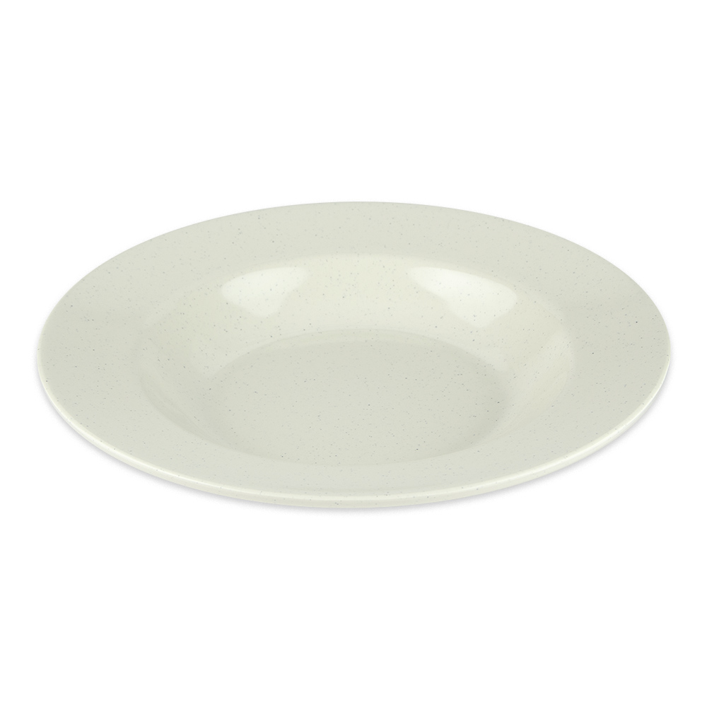 "GET B-1611-IR 11.25"" Round Pasta Bowl w/ 16 oz Capacity, Melamine, White"