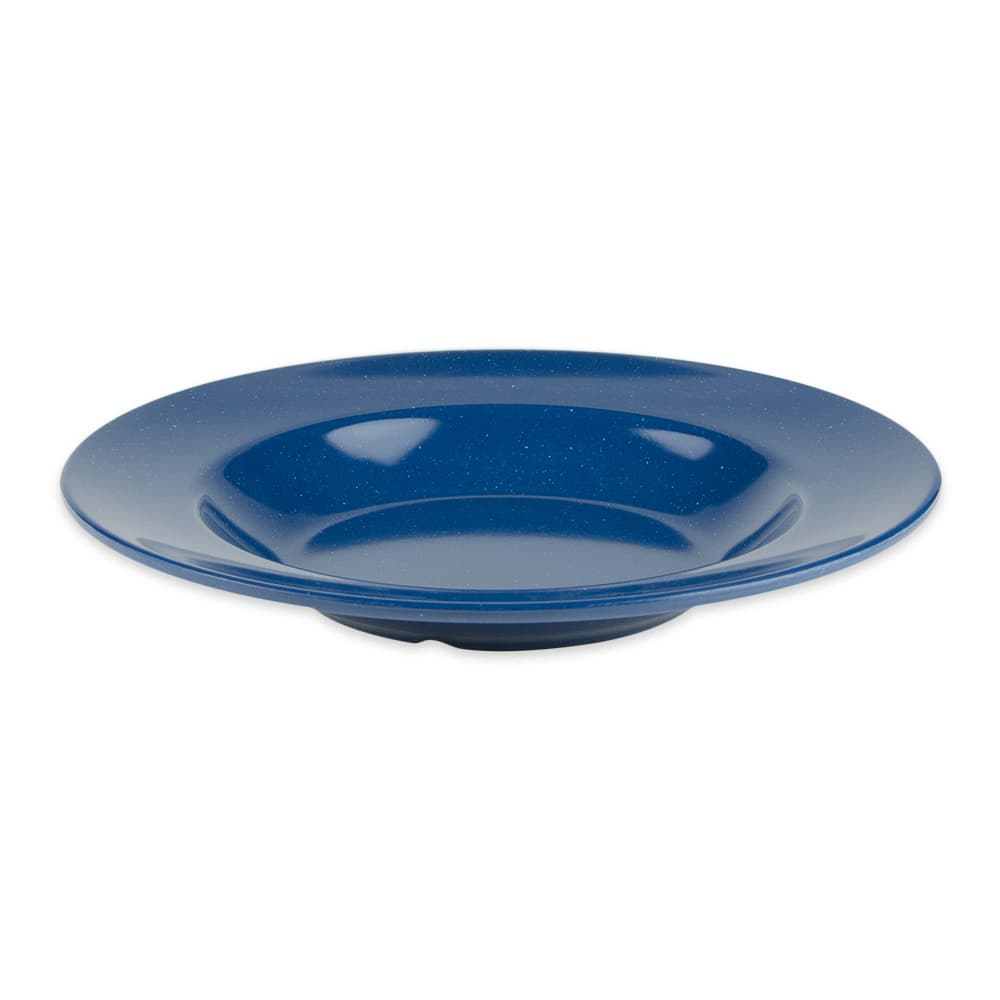 "GET B-1611-TB 11.25"" Round Pasta Bowl w/ 16-oz Capacity, Melamine, Blue"