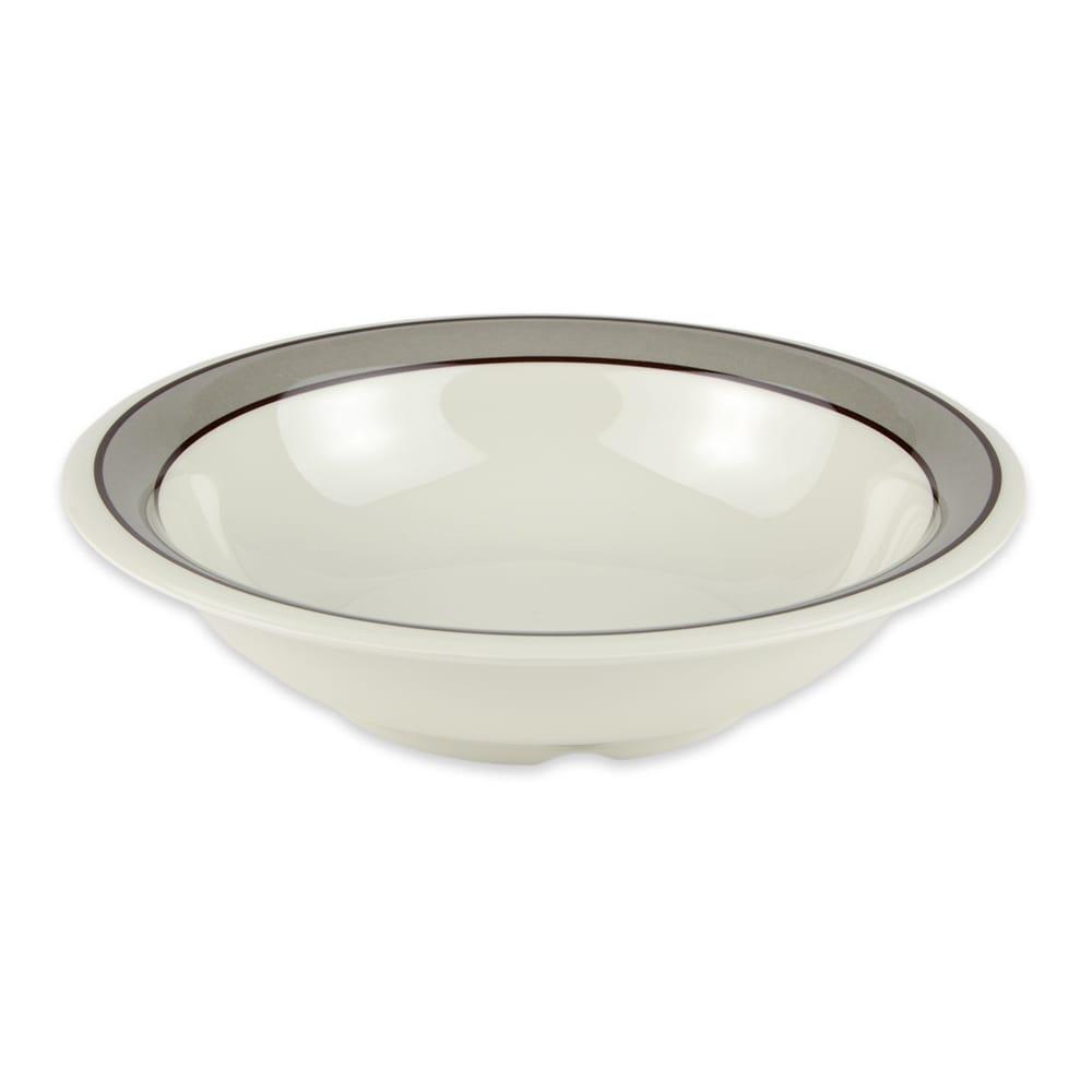 """GET B-167-CA 7.5"""" Round Cereal Bowl w/ 16-oz Capacity, Melamine, White"""