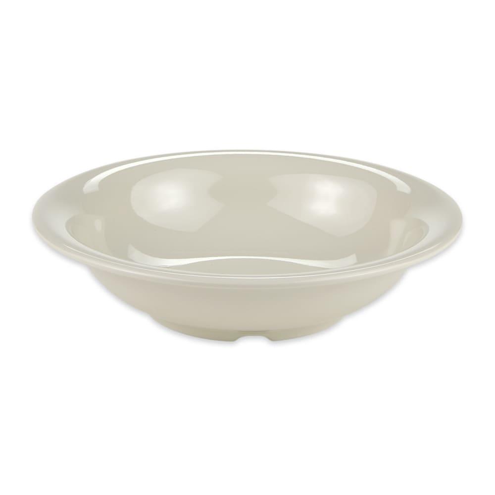"GET B-167-DI 7.5"" Round Cereal Bowl w/ 16 oz Capacity, Melamine, Ivory"