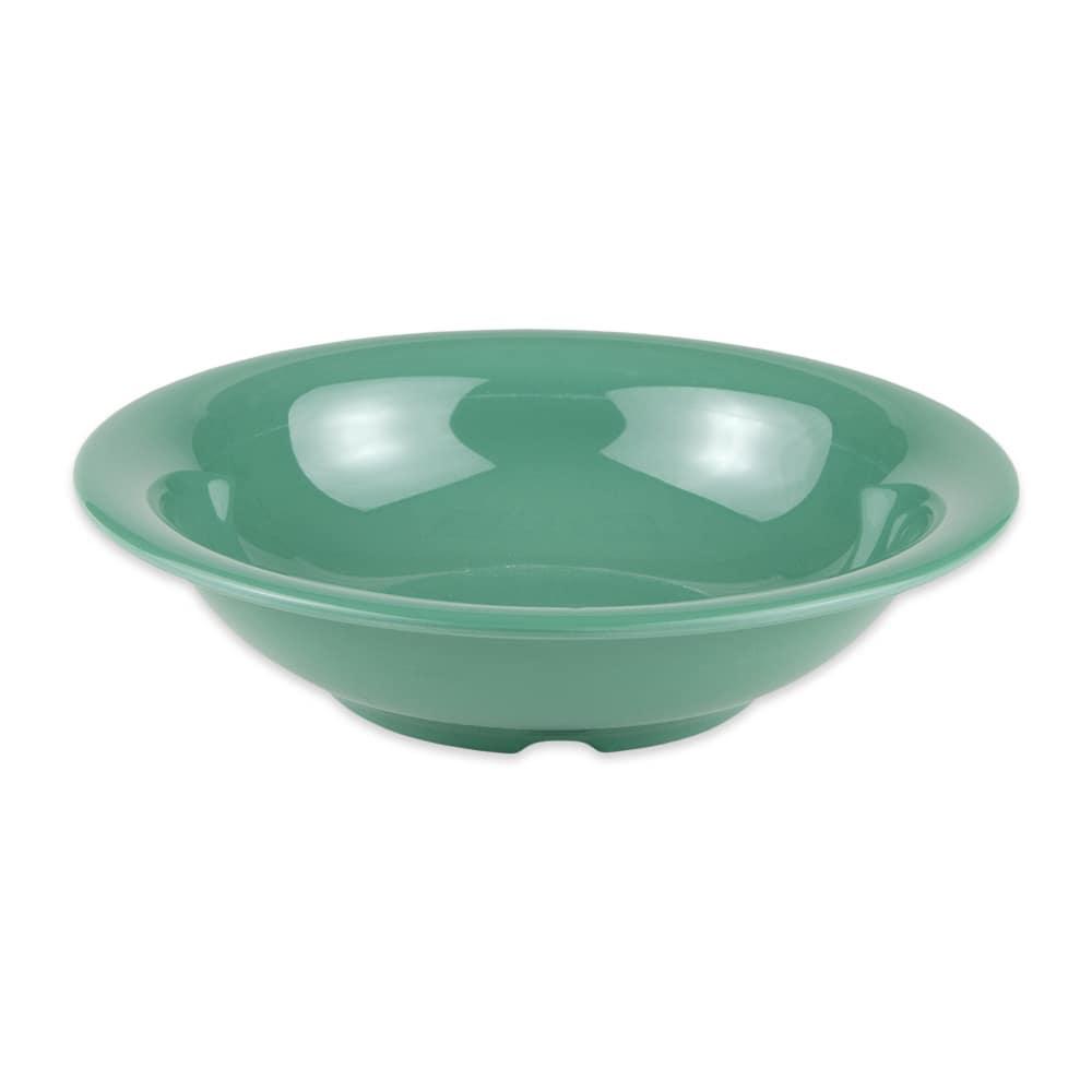 """GET B-167-FG 7.5"""" Round Cereal Bowl w/ 16-oz Capacity, Melamine, Green"""