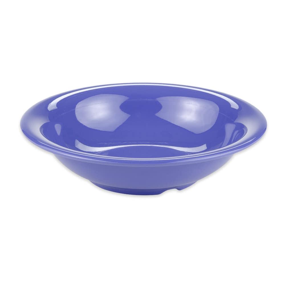 """GET B-167-PB 7.5"""" Round Cereal Bowl w/ 16-oz Capacity, Melamine, Blue"""