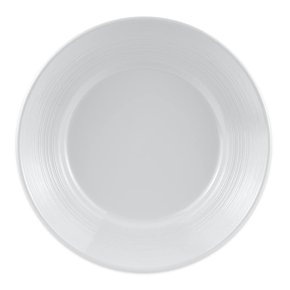 "GET B-32-MN-W 10.5"" Round Pasta Bowl w/ 1-qt Capacity, Melamine, White"