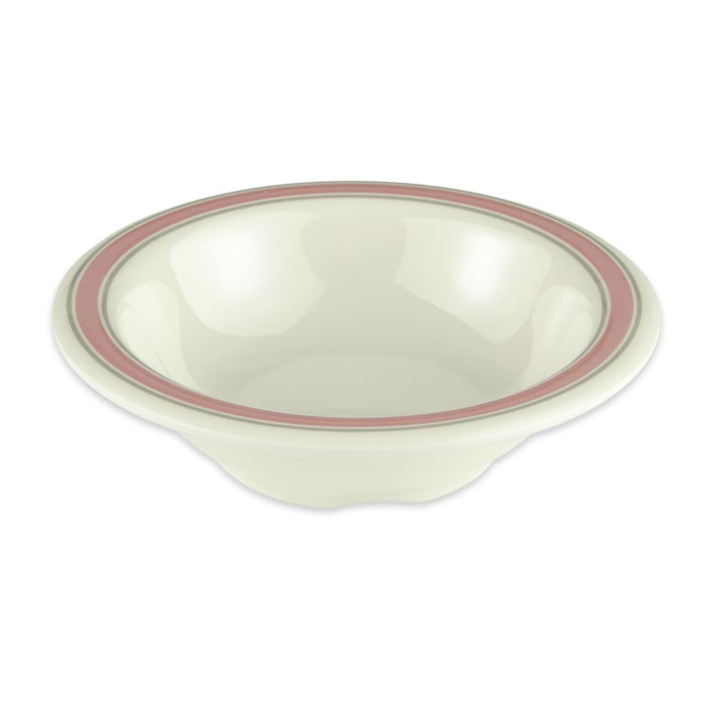 "GET B-454-OX 4.75"" Round Cereal Bowl w/ 4.5-oz Capacity, Melamine, White"