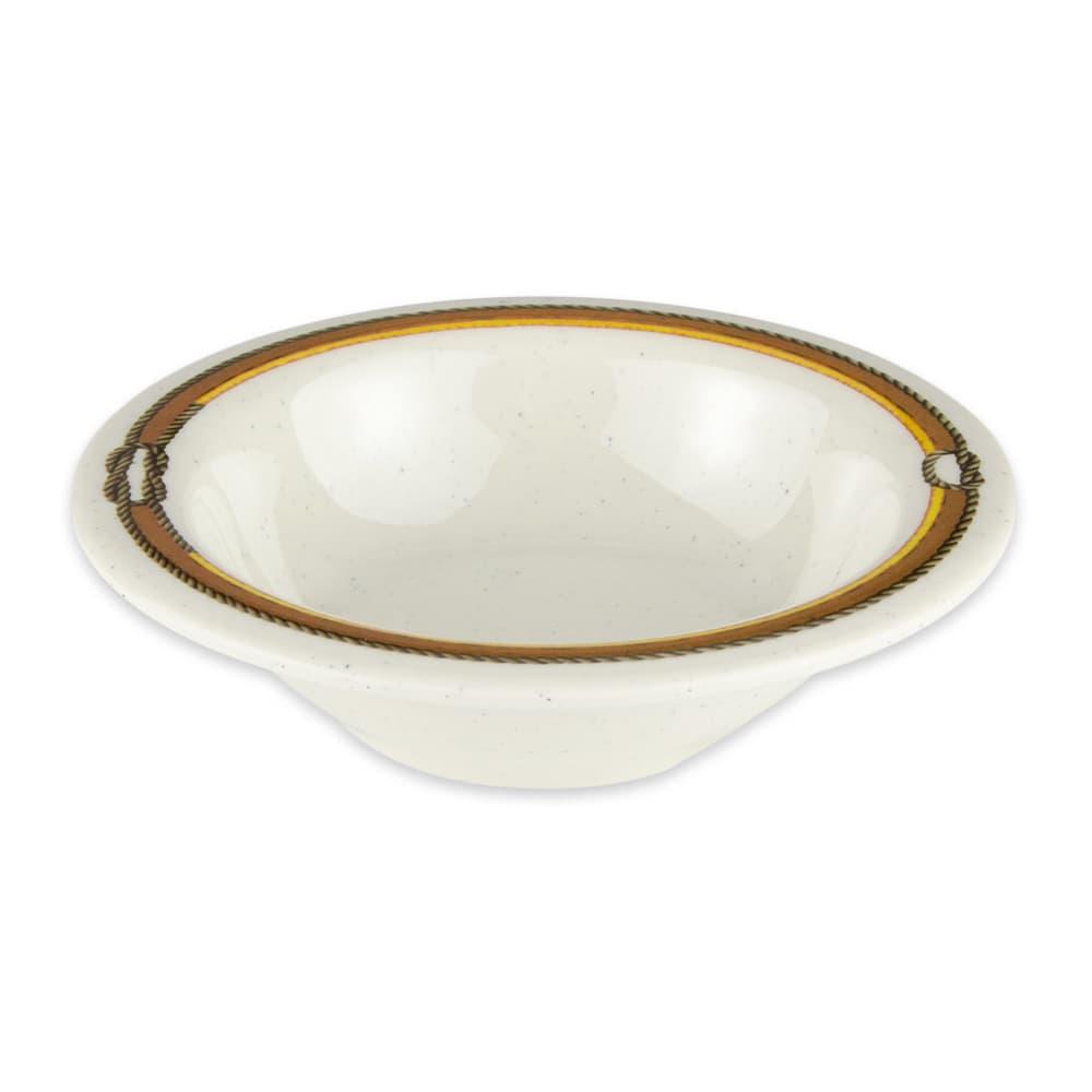 "GET B-454-RD 4.75"" Round Cereal Bowl w/ 4.5-oz Capacity, Melamine, Ivory"