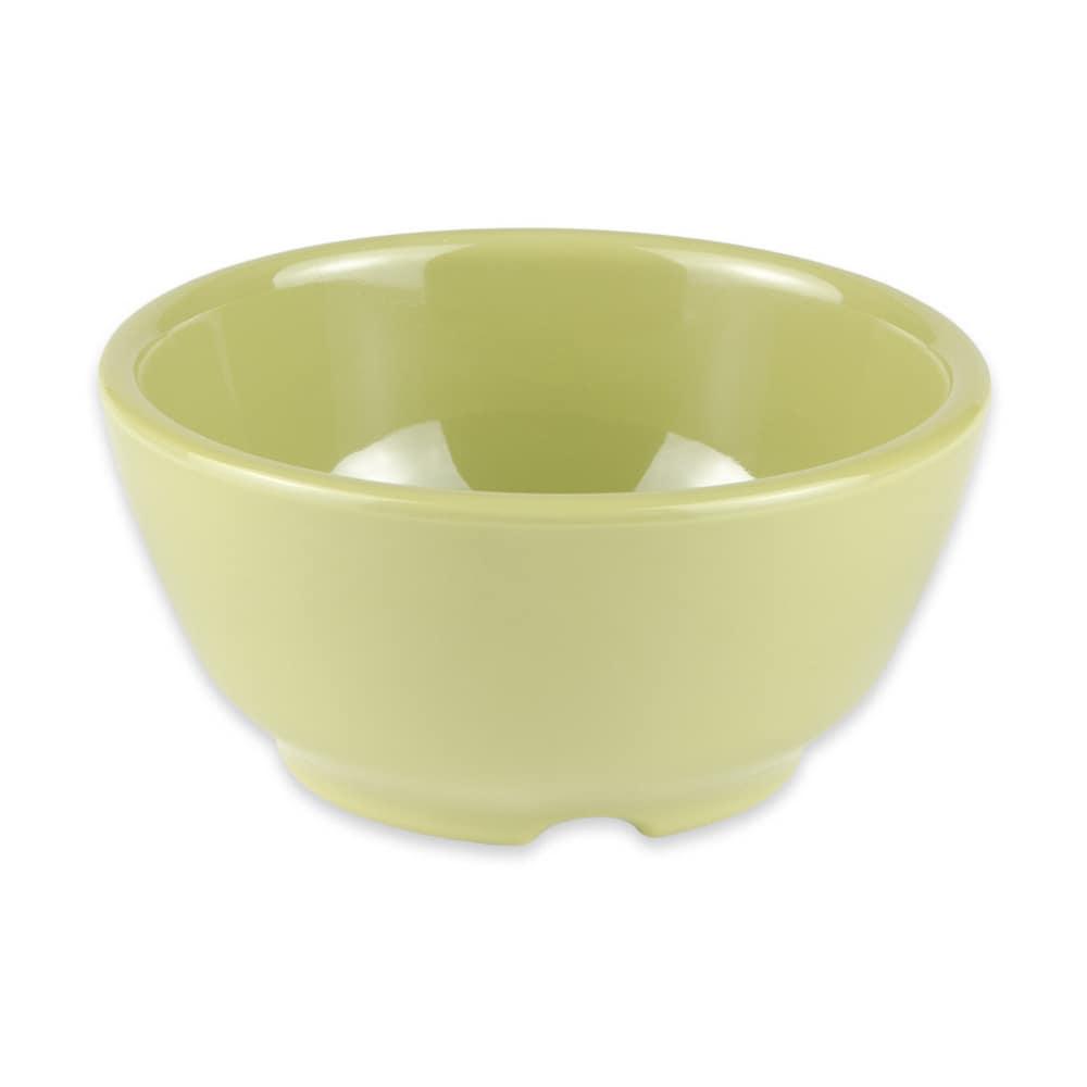 "GET B-45-AV 4.5"" Round Soup Bowl w/ 10-oz Capacity, Melamine, Green"