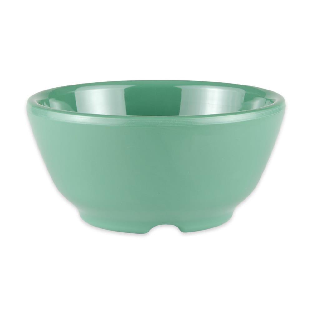 """GET B-45-FG 4.5"""" Round Soup Bowl w/ 10-oz Capacity, Melamine, Green"""
