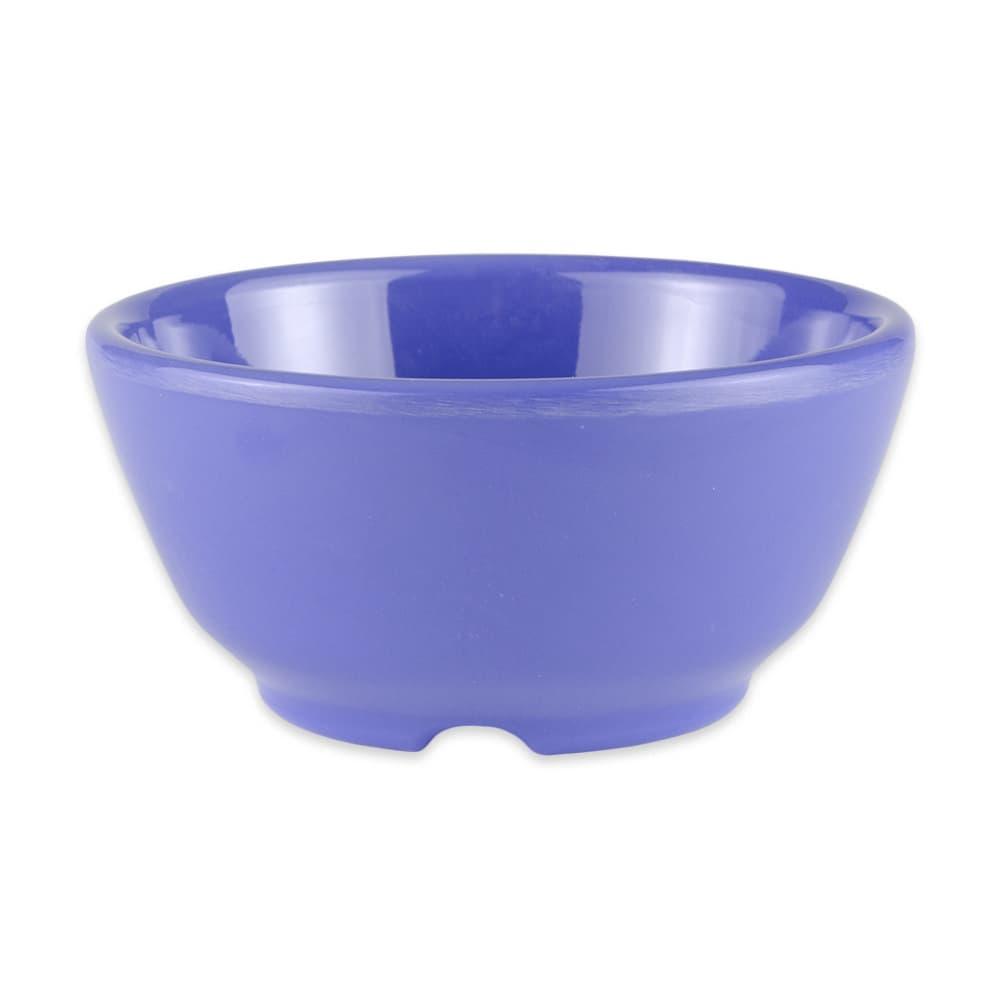 "GET B-45-PB 4.5"" Round Soup Bowl w/ 10-oz Capacity, Melamine, Blue"