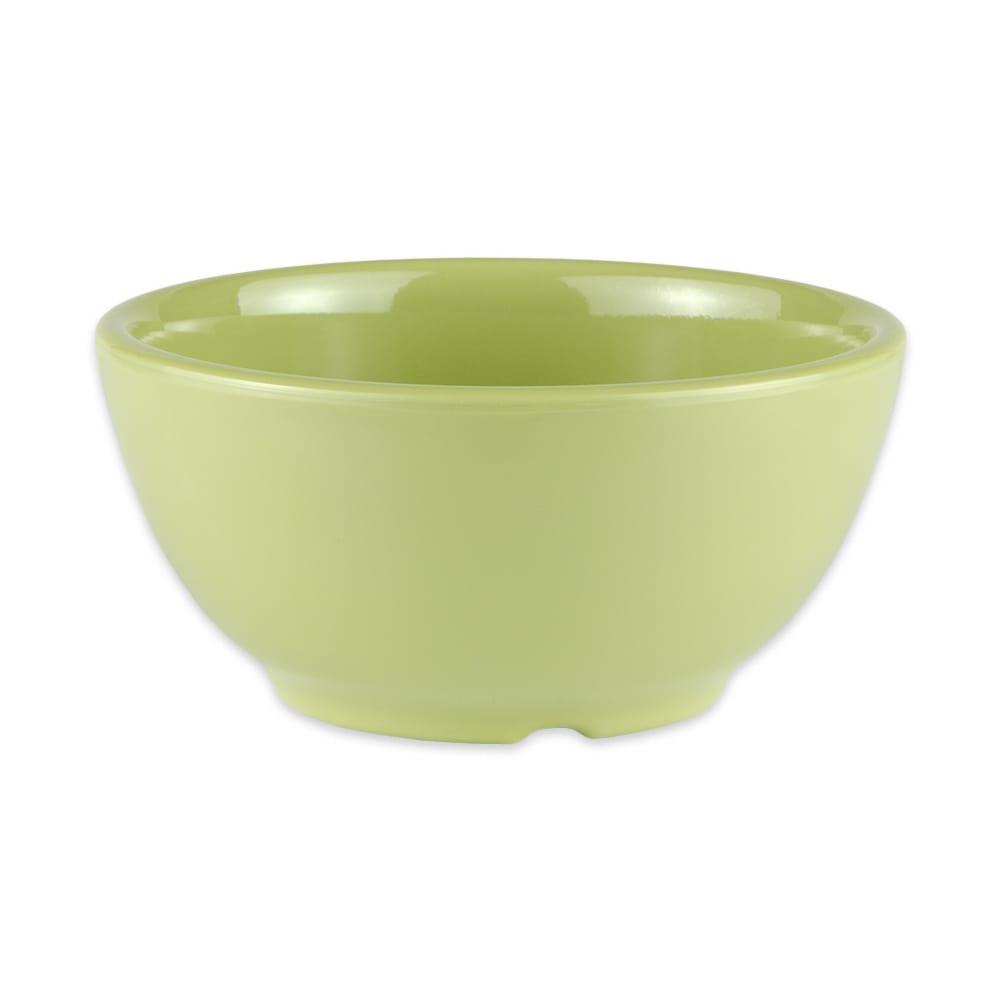 "GET B-525-AV 5.25"" Round Soup Bowl w/ 16-oz Capacity, Melamine, Green"