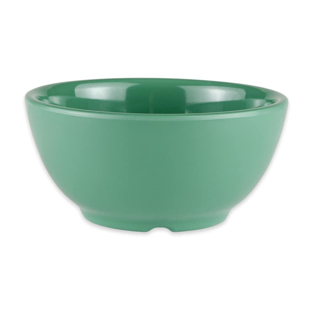 """GET B-525-FG 5.25"""" Round Soup Bowl w/ 16-oz Capacity, Melamine, Green"""