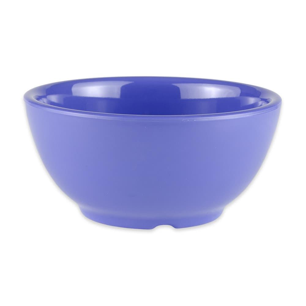 "GET B-525-PB 5.25"" Round Soup Bowl w/ 16-oz Capacity, Melamine, Blue"