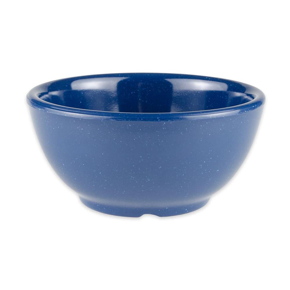 "GET B-525-TB 5.25"" Round Soup Bowl w/ 16 oz Capacity, Melamine, Blue"
