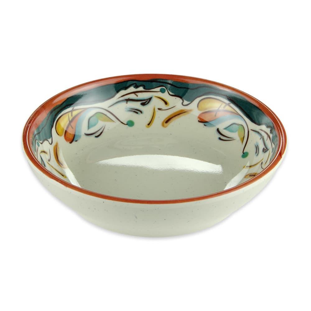 "GET B-535-BF 5.5"" Round Soup Bowl w/ 7 oz Capacity, Melamine, White"
