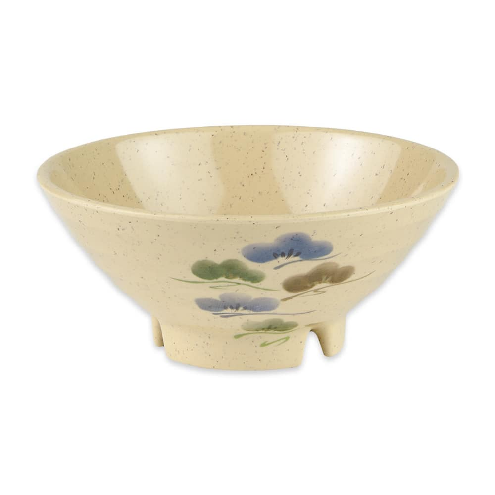 "GET B-643-TK 6.75"" Round Soup Bowl w/ 20-oz Capacity, Melamine, Brown"