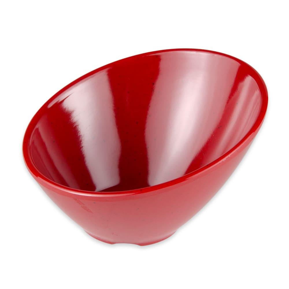 "GET B-783-RSP 3.75"" Round Sauce Bowl w/ 3-oz Capacity, Melamine, Red"