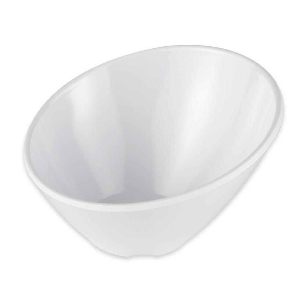 """GET B-783-W 3.75"""" Round Sauce Bowl w/ 3-oz Capacity, Melamine, White"""