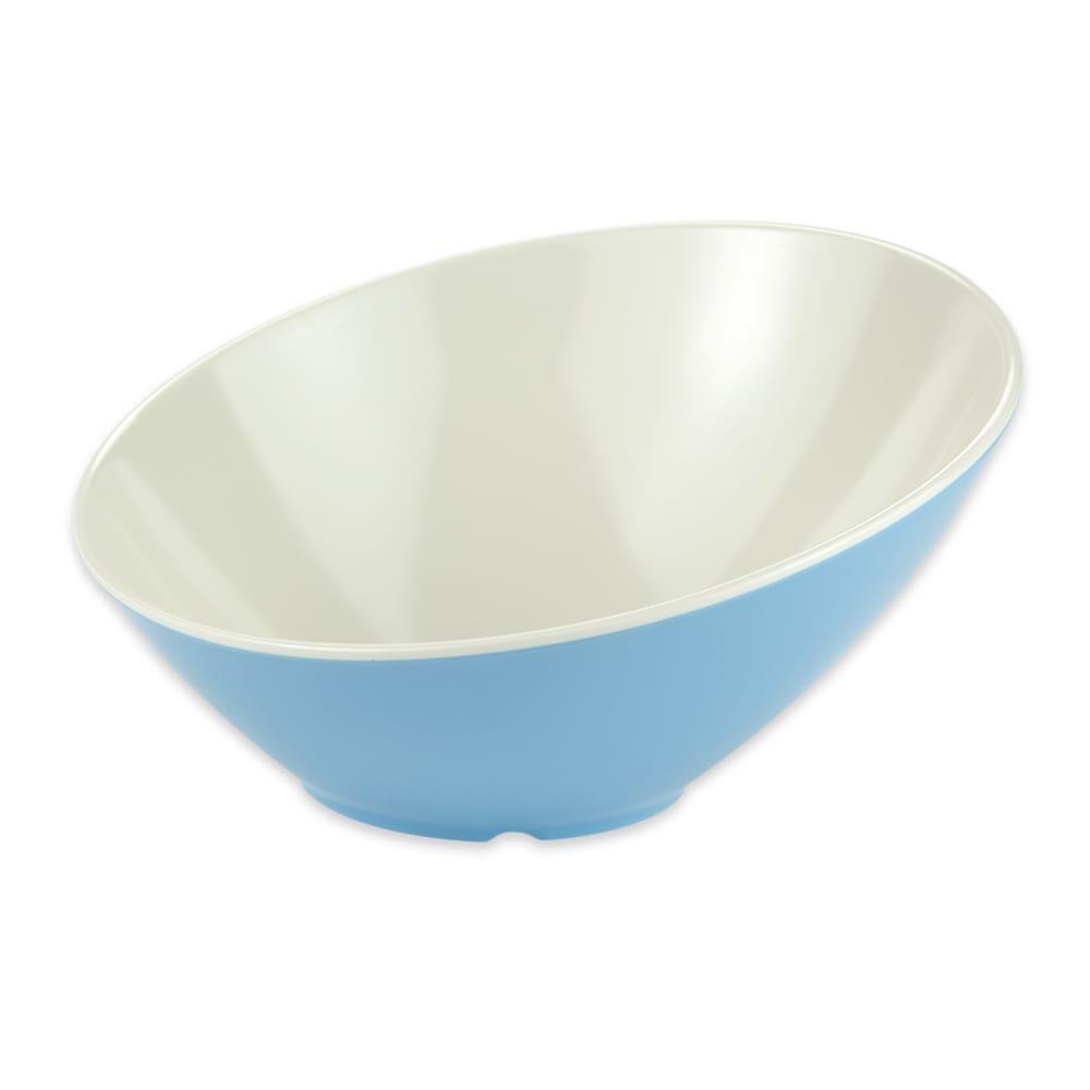 """GET B-788-SE 8"""" Round Dessert Bowl w/ 16-oz Capacity, Melamine, Blue"""