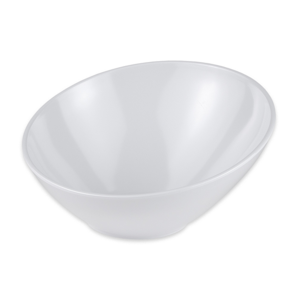 "GET B-788-W 8"" Round Dessert Bowl w/ 16 oz Capacity, Melamine, White"