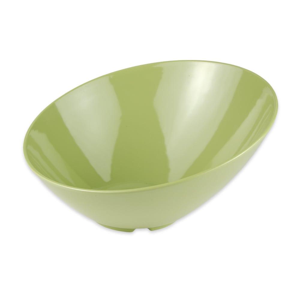 GET B-789-AV 36-oz Cascading Melamine Bowl, Avocado