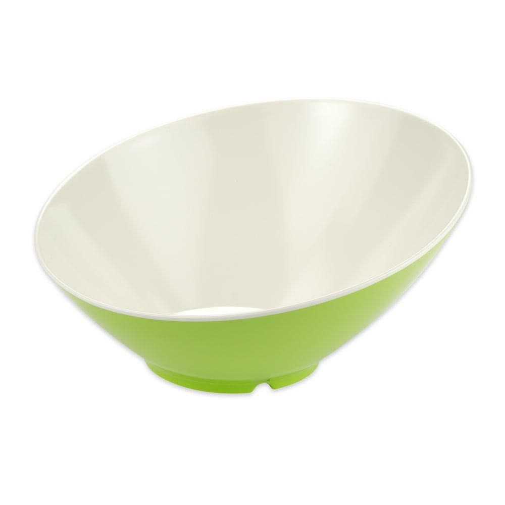 "GET B-790-KL 12"" Round Pasta Bowl w/ 1.9-qt Capacity, Melamine, Green"