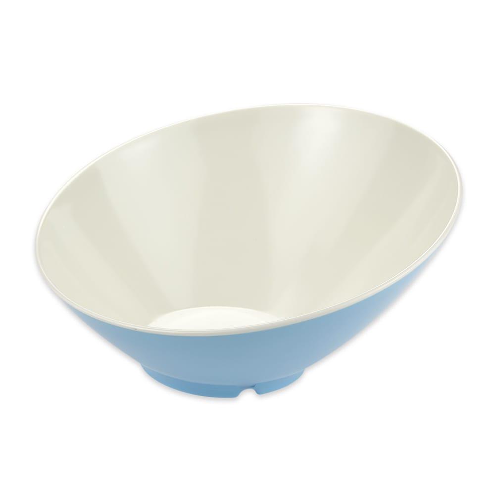 "GET B-790-SE 12"" Round Pasta Bowl w/ 1.9-qt Capacity, Melamine, Blue"