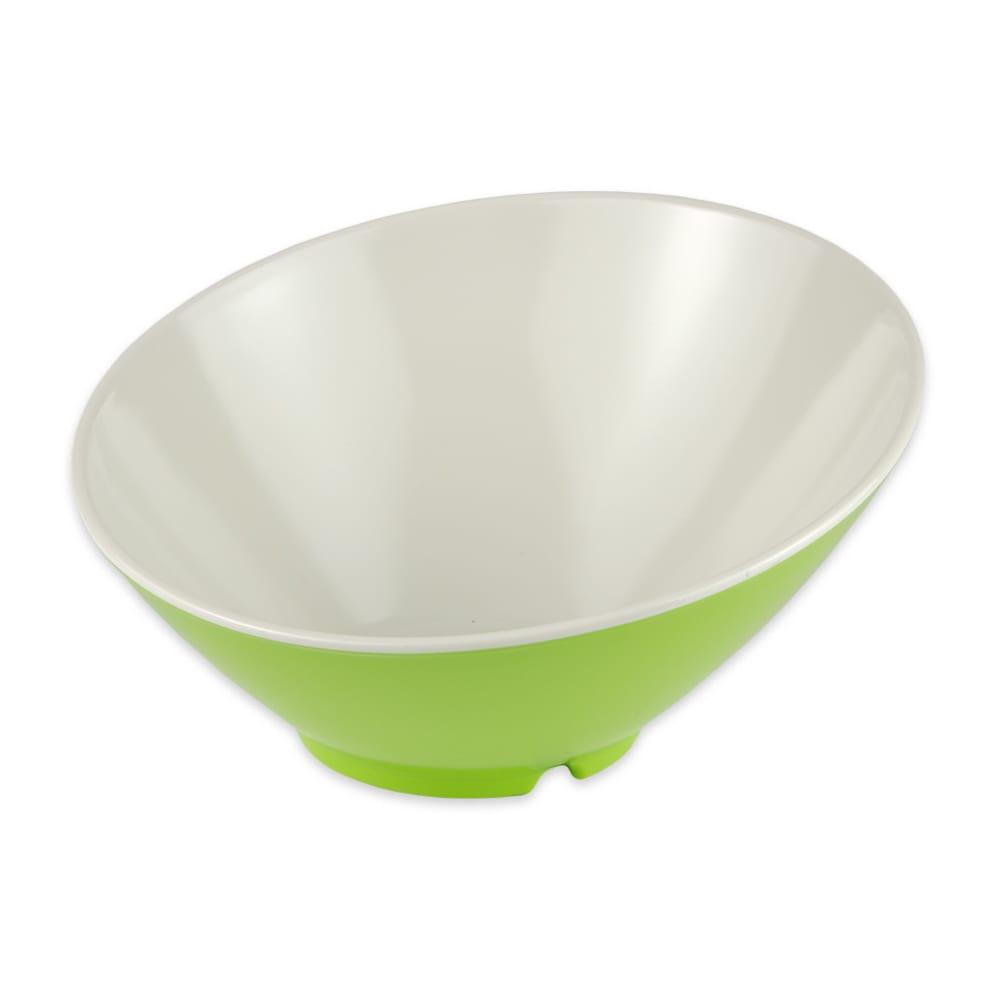 "GET B-792-KL 9.25"" Round Pasta Bowl w/ 24-oz Capacity, Melamine, Green"