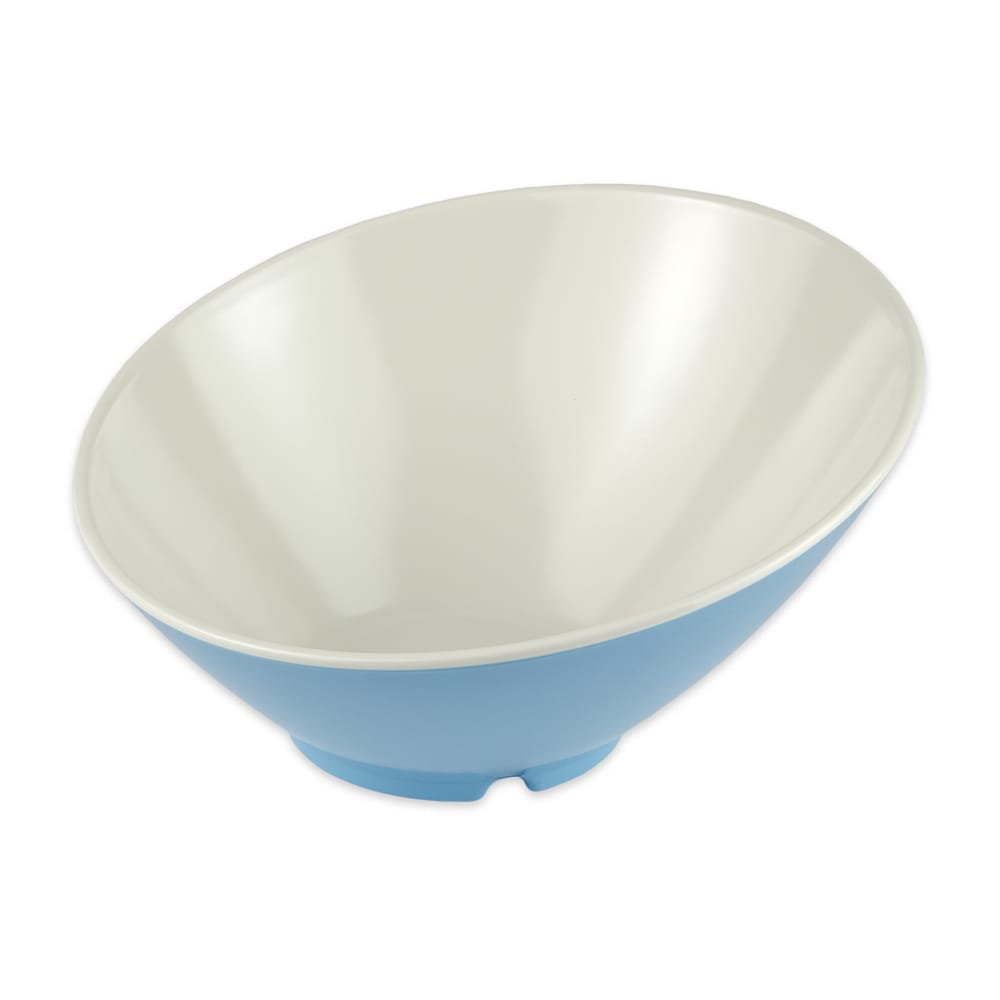 "GET B-792-SE 9.25"" Round Pasta Bowl w/ 24-oz Capacity, Melamine, Blue"