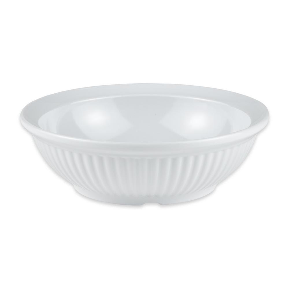 """GET B-793-W 7.75"""" Round Soup Bowl w/ 24-oz Capacity, Melamine, White"""