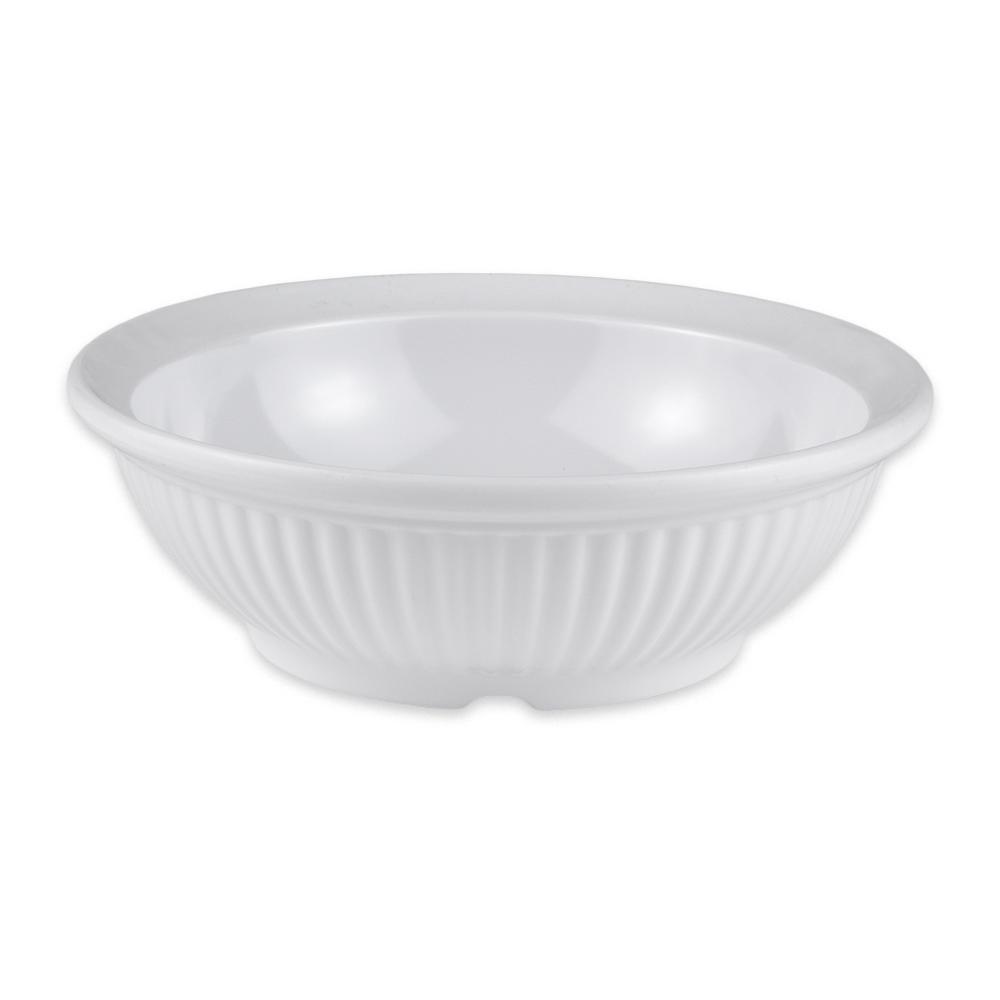 "GET B-794-W 9.25"" Round Pasta Bowl w/ 1-qt Capacity, Melamine, White"