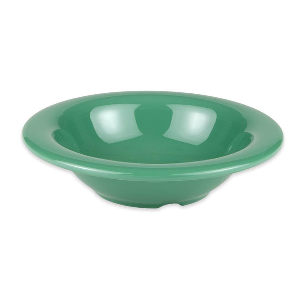 """GET B-86-FG 6"""" Round Cereal Bowl w/ 8 oz Capacity, Melamine, Green"""