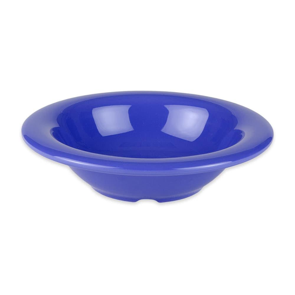 """GET B-86-PB 6"""" Round Cereal Bowl w/ 8-oz Capacity, Melamine, Blue"""