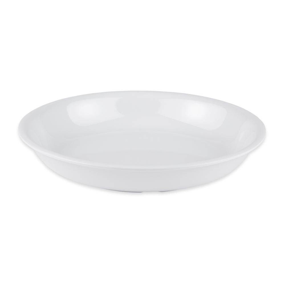 "GET B-875-DW 8.5"" Round Pasta Bowl w/ 27.9-oz Capacity, Melamine, White"