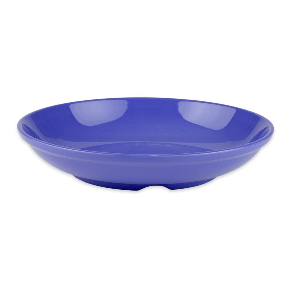 "GET B-925-PB 9"" Round Serving Bowl w/ 1.1-qt Capacity, Melamine, Blue"