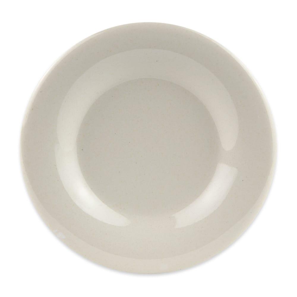 """GET BAM-1005 5.5"""" Round Dessert Plate, Melamine, Beige"""