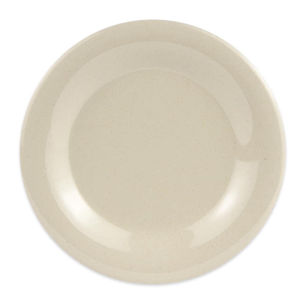 """GET BAM-1007 7.5"""" Salad Plate, Melamine, Beige"""