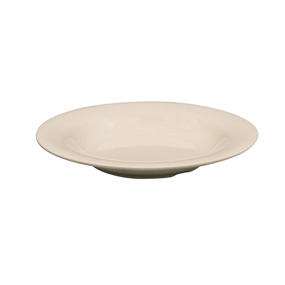 "GET BAM-1139 9.25"" Round Salad Bowl w/ 13 oz Capacity, Melamine, Beige"