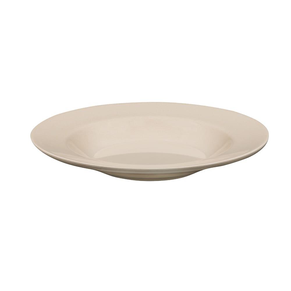 "GET BAM-1610 11.25"" Round Salad Bowl w/ 16-oz Capacity, Melamine, Beige"