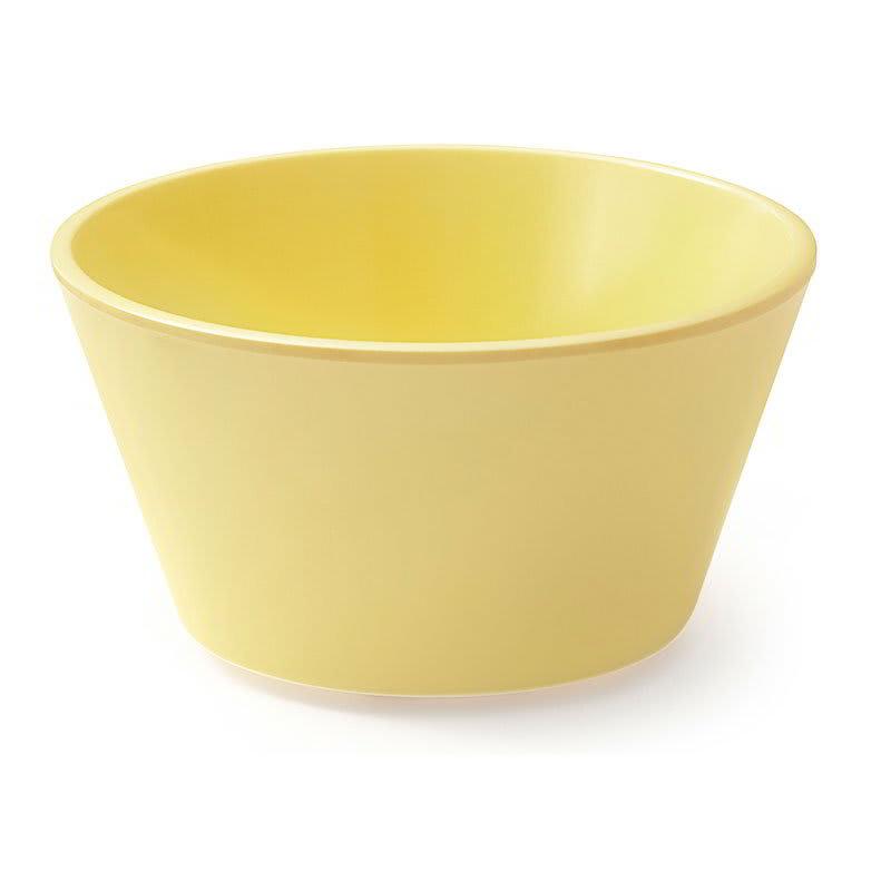 GET BC-007-Y 8-oz Bouillon Cup, Melamine, Yellow
