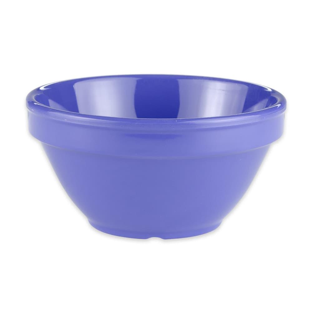 "GET BC-170-PB 4.5"" Round Bouillon Cup w/ 8 oz Capacity, Melamine, Blue"