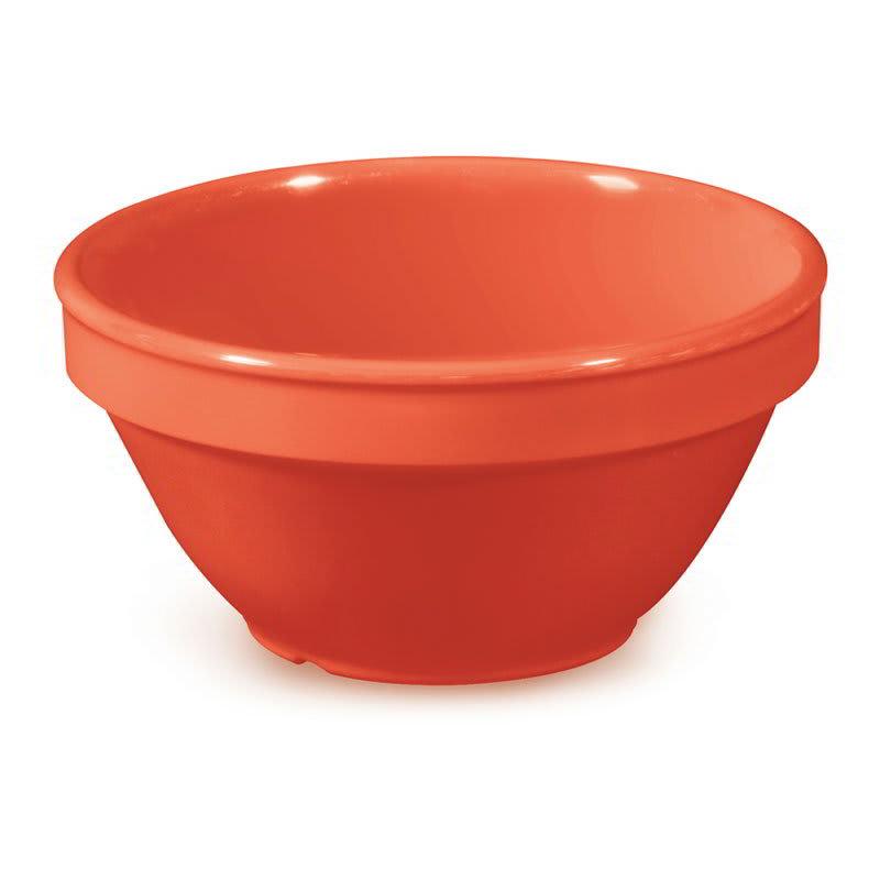 """GET BC-170-RO 4.5"""" Round Bouillon Cup w/ 8-oz Capacity, Melamine, Orange"""