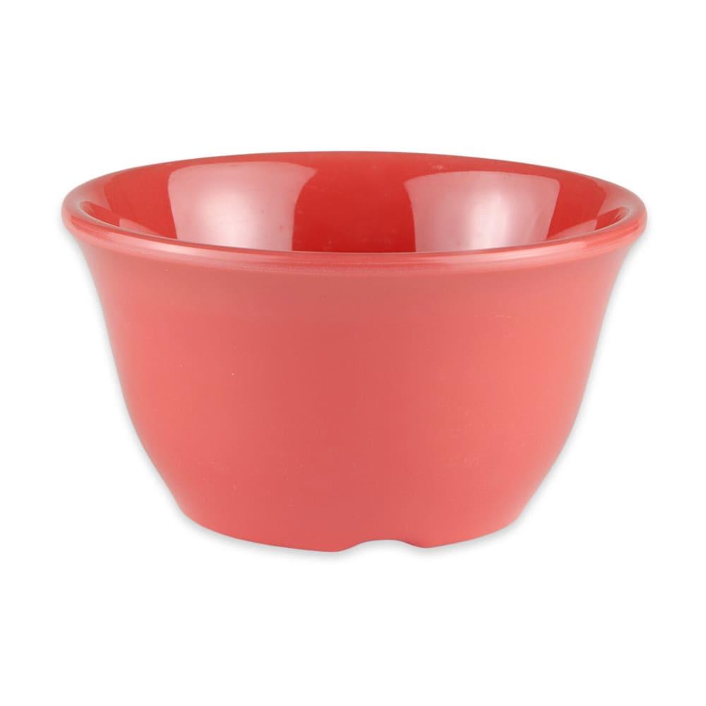 """GET BC-70-RO 4"""" Round Bouillon Cup w/ 7-oz Capacity, Melamine, Orange"""