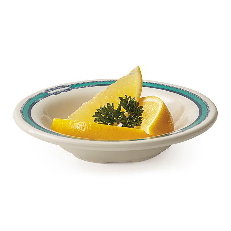 "GET BF-050-FP 5.25"" Round Fruit Bowl w/ 3.5-oz Capacity, Melamine, White"